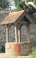 Well in Rottingdean - Ann Perrin