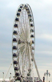 Brighton wheel copyright 2012 Ann Perrin