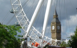 Big Wheel and Big Ben