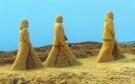 Sand sculpture 1  pic Ann Perrin 2013