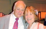 Roy Hudd and Ann share reminiscences