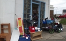 the wonderful Housing Project charity shop